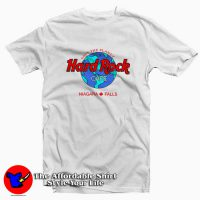 Hard Rock Cafe Niagara Falls Tee Shirt White