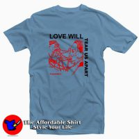Love Will Tear Us Apart Pleasures3 200x200 Love Will Tear Us Apart Pleasures Tee Shirt