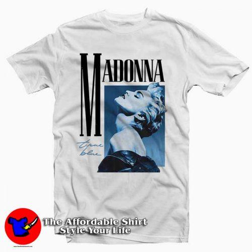 Madonna True Blue Album1 500x500 Madonna True Blue Album Tee Shirt