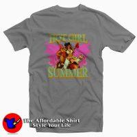 Megan Thee Stallions Hot Girl Summer 200x200 Megan Thee Stallion's Hot Girl Summer Tee Shirt
