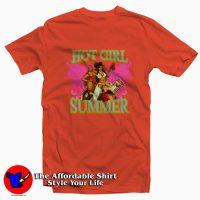 Megan Thee Stallions Hot Girl Summer3 200x200 Megan Thee Stallion's Hot Girl Summer Tee Shirt