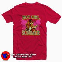 Megan Thee Stallions Hot Girl Summer4 200x200 Megan Thee Stallion's Hot Girl Summer Tee Shirt
