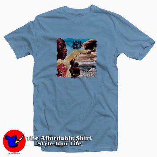 Miles Davis Bitches Brew5 500x500 Miles Davis Bitches Brew Tee Shirt
