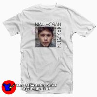 Niall Horan Flicker Album Tee Shirt White