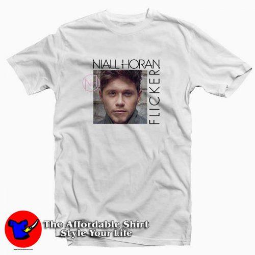 Niall Horan Flicker Album 500x500 Niall Horan Flicker Album Tee Shirt