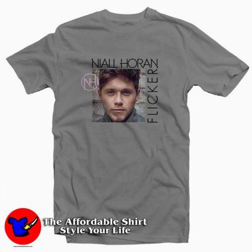 Niall Horan Flicker Album1 500x500 Niall Horan Flicker Album Tee Shirt