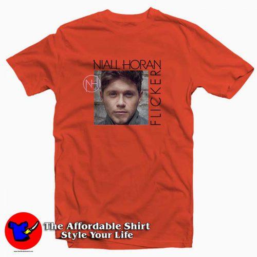 Niall Horan Flicker Album3 500x500 Niall Horan Flicker Album Tee Shirt
