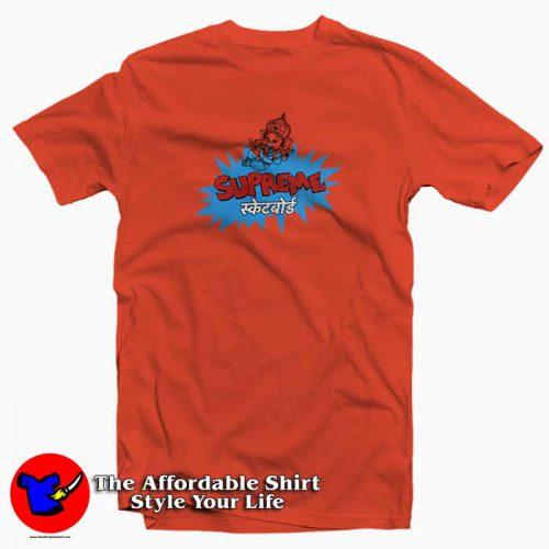 Supreme Ganesha1 500x500 Supreme Ganesha Tee Shirt