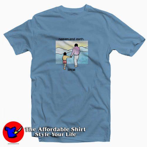 Supreme Heaven And Earth3 500x500 Supreme Heaven And Earth Tee Shirt