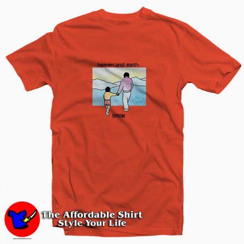 Supreme Heaven And Earth4 500x500 Supreme Heaven And Earth Tee Shirt