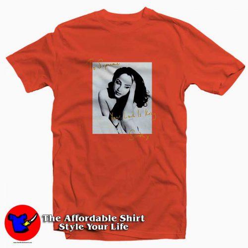 Supreme Sade Black4 500x500 Supreme Sade Black Tee Shirt