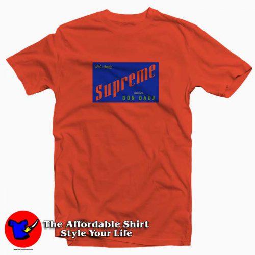 Supreme Wild Apache Don Dada5 500x500 Supreme Wild Apache Don Dada Tee Shirt