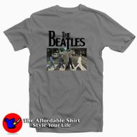 The Beatles Abbey Road1 200x200 The Beatles Abbey Road Tee Shirt