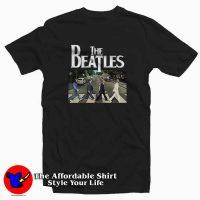 The Beatles Abbey Road2 200x200 The Beatles Abbey Road Tee Shirt