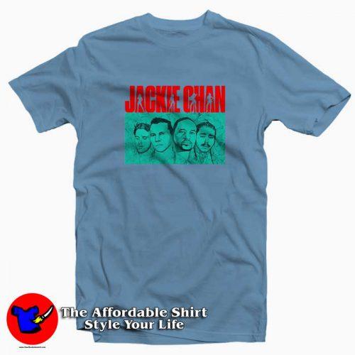 Tiesto x Dzeko x Preme x Post Malone Jackie Chan3 500x500 Tiesto x Dzeko x Preme x Post Malone Jackie Chan Tee Shirt