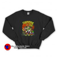 Chainsaw and Dave Summer School Unisex Sweatshirt