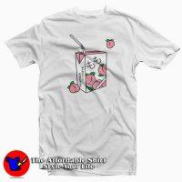 Japan Peach Kawaii Tee Shirt
