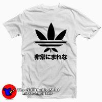 Japanese Writing Adds Tee Shirt