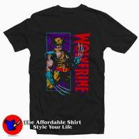 Jim Lee Vintage Wolverine Tee Shirt