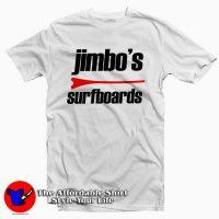 Jimbo's Surfboard Tee Shirt