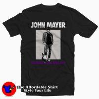 John Mayer Asia Tour 2019 FrontTee Shirt