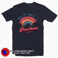 John Prine Sittin' On A Rainbow Tee Shirt