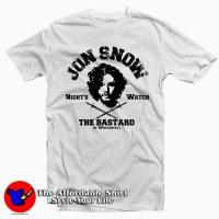 John Snow The Bastard Tee Shirt