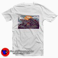 Kaiju Kiss Godzilla Tee Shirt