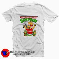 Teenage Mutant Ninja Simpson Tee Shirt