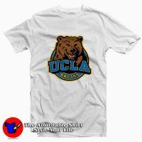 Ucla Bruin Bear Tee Shirt