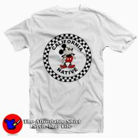 Vans Mickey Mouse Tee Shirt
