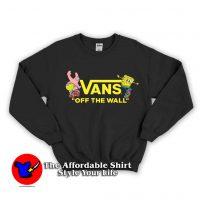 Vans Spongebob Squarepants Unisex Sweatshirt