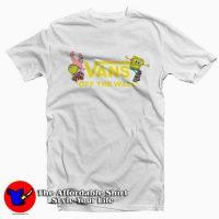 Vans Spongebob Squarepants Tee Shirt