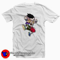 Vegeta Super Saiyan Tee Shirt