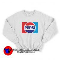 Vintage Pepsi Logo Unisex Sweatshirt