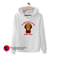 Bape A Bathing Ape Iron Man Hoodie Cheap