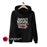 Buster By Nature Hoodie Cheap