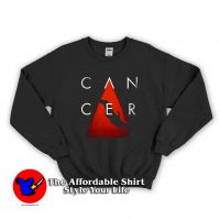 Cancer Cover Unisex Sweatshirt