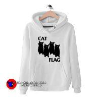Cat Flag Cute Hoodie Cheap