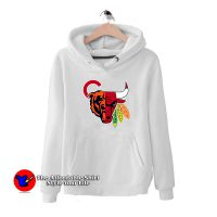 Chicago Sports Team Mashup Hoodie Cheap