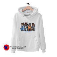 Cute Space Cats Florida Hoodie Cheap
