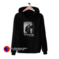 Drop Beats Not Bombs Abraham Lincoln Hoodie