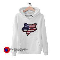 Fox Racing American Flag Hoodie