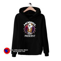 Hobbes For Presiden Hoodie Cheap