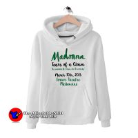 Madonna Tears of a Clown Hoodie