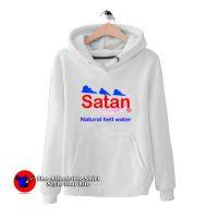 Satan Natural Hell Water Hoodie