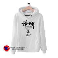 Stussy World Tour Hoodie Trends