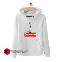 The Cat in the Hat Supreme Red Box Hoodie