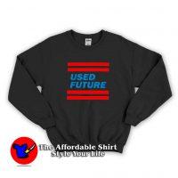 Used Future Unisex Sweatshirt