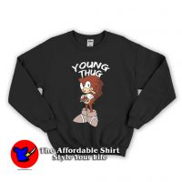 Young Thug Rapper Unisex Sweatshirt